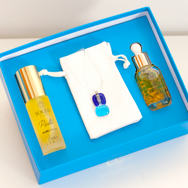 Gold Face Serum & Body Serum - full-treatment Rialto Serum